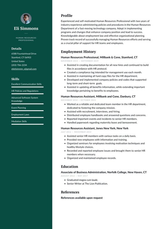 Resume revamped added cosmetic future write in speech on no homework