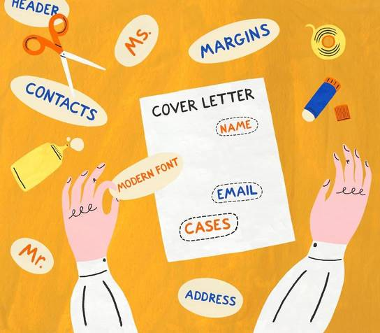 How To Format A Cover Letter In 2021 Examples And Tips Resume Io