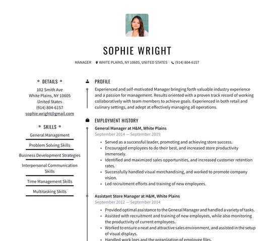Sample resume for new employee paper writing software for mac