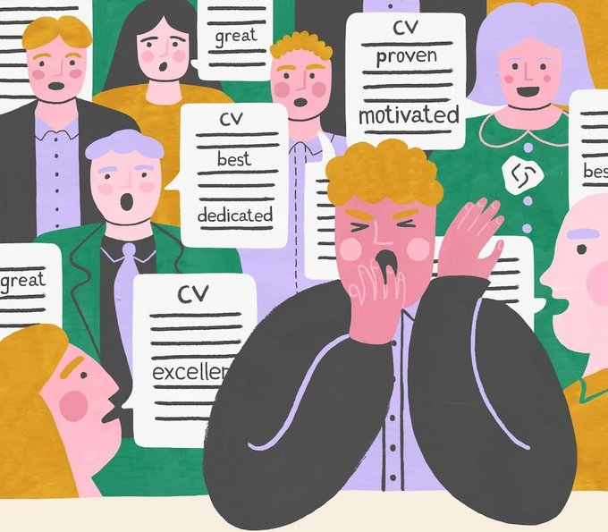 Cv Buzzwords Hiring Managers Dislike The Most Resume Io