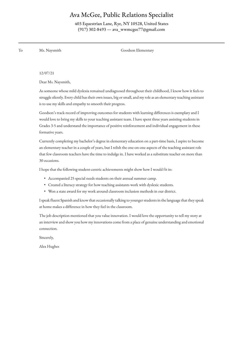 Dental Assistant Cover Letter Examples Expert Tips Free