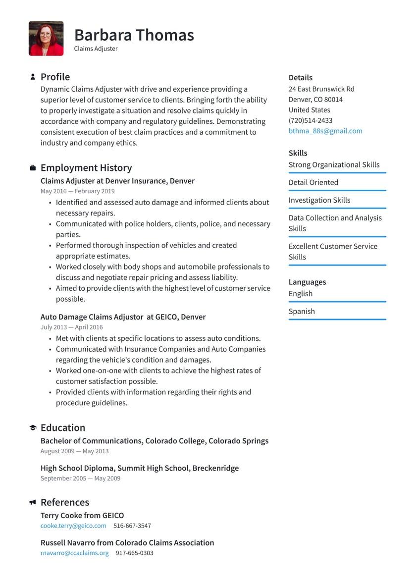 Property adjuster resume sample using brackets in formal essays