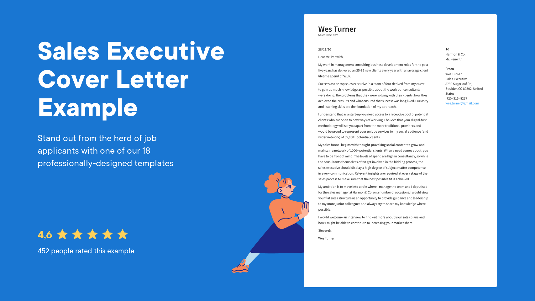 42+ Magnificent Sales Manager Cover Letter Samples  That Wow